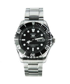 SEIKO 5 DIVERS 23 JEWELS (English & Arabic Date)