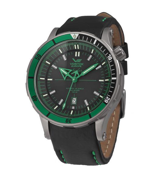 Les montres russes Vostok Clubtactic