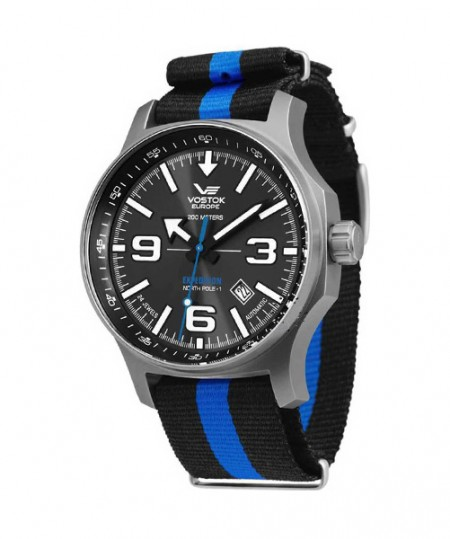 VOSTOK-EUROPE North Pole 5955195 Automatic Line