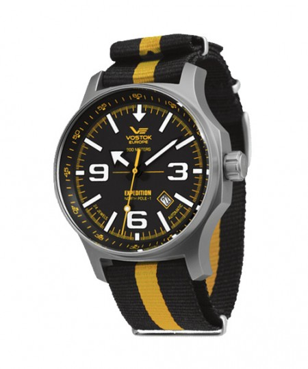 VOSTOK-EUROPE North Pole 5955196 Automatic Line