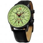 vostok europe world timer montre watch