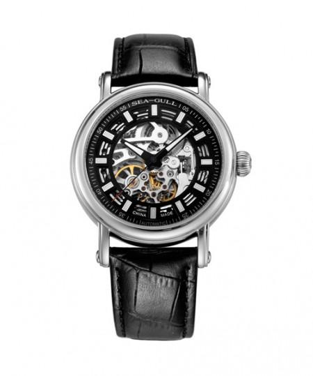 819-338K Seagull skeleton 2 watch