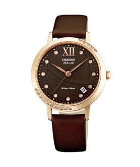 ORIENT SWAROVSKI COLLECTION BROWN
