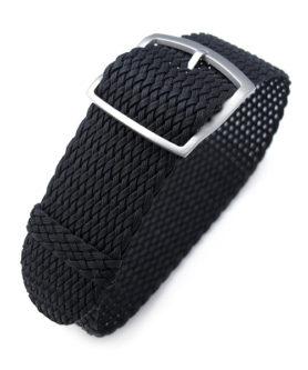 Bracelet Perlon Noir