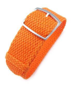 Bracelet Perlon Orange Strap