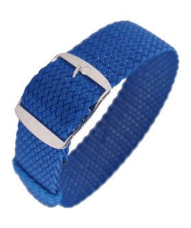 Bracelet Perlon Strap Bleu Ciel Skyblue