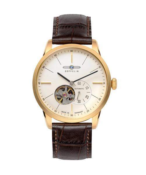 Zeppelin 7362-1 Flatline Montre Watch