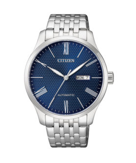 CITIZEN DEEP BLUE THIN NUMERAL