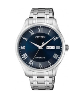 CITIZEN DEEP BLUE ROMAN NUMERAL