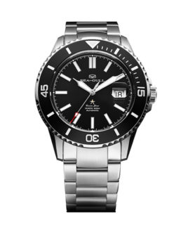 SEA-GULL BLACK OCEAN STAR 200 M