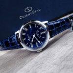 Orient Star magnifique bleu