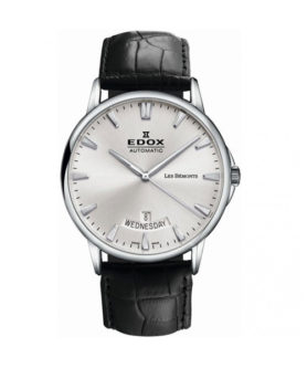 EDOX LES BÉMONTS DAY DATE