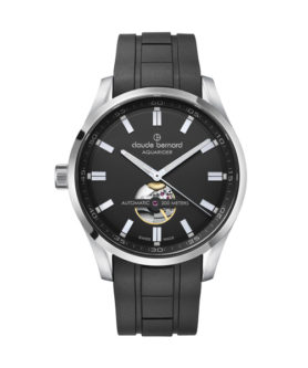 CLAUDE BERNARD AQUARIDER OPEN HEART