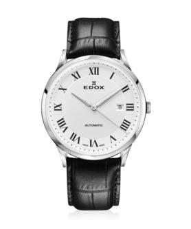EDOX LES VAUBERTS ROMAN WHITE