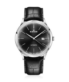 EDOX LES VAUBERTS CLASSIC BLACK