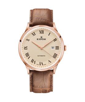 Edox Automatic Les Vauberts 80106 37rc ber