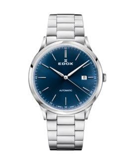 EDOX LES VAUBERTS CLASSIC BLUE