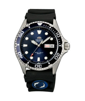 ORIENT RAY 2 BLUE RUBBER