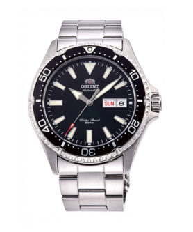 ORIENT MAKO 3 BLACK COLLECTION
