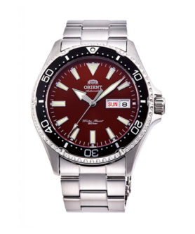 ORIENT MAKO 3 RED COLLECTION