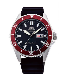 ORIENT RAY 3 RED RUBBER