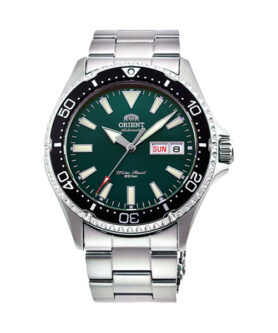 ORIENT MAKO 3 GREEN COLLECTION