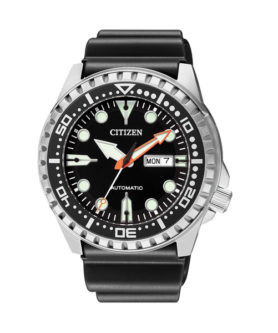 CITIZEN SPORT BLACK RUBBER