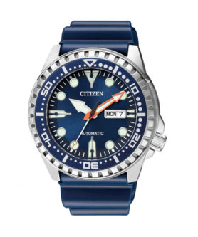 CITIZEN SPORT BLUE RUBBER