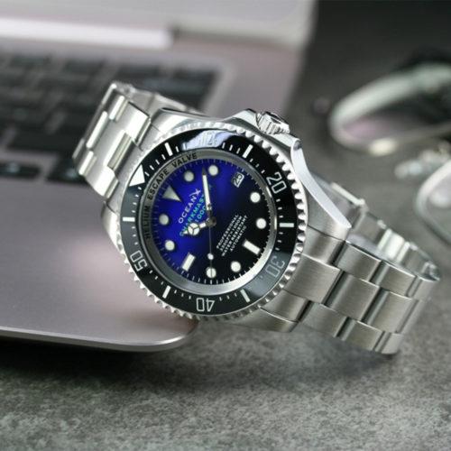 Automatic Montre Ocean X Sharkmaster 1000 SMS1012