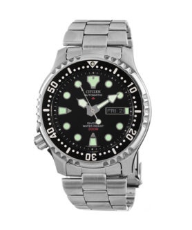 CITIZEN PROMASTER STEEL