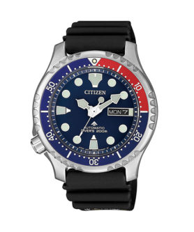 CITIZEN PROMASTER RUBBER