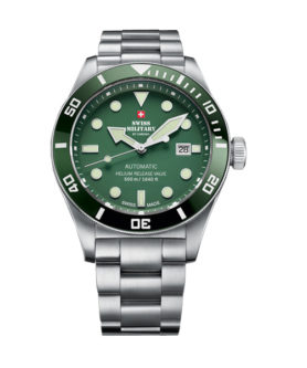SWISS MILITARY DEEP GREEN 500M