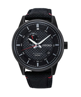 SEIKO SPORT FULL BLACK