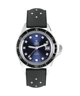 YEMA SUPERMAN HERITAGE BLUE 41 MM