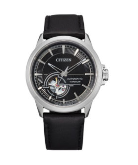 CITIZEN TITANIUM OPEN HEART