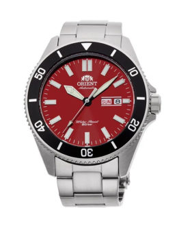 ORIENT RAY 3 RED STEEL