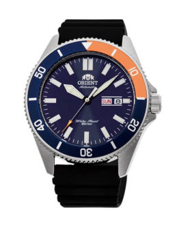ORIENT RAY 3 BLUE RUBBER