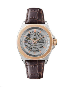 INGERSOLL THE ORVILLE AUTOMATIC BROWN